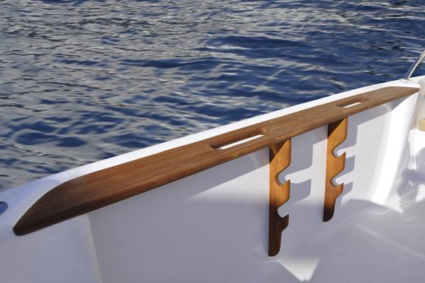 Porta canne barca Magu